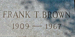 Frank T. Brown