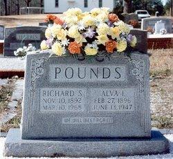 Alva Imogene Pounds