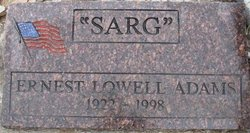 Ernest Lowell Adams