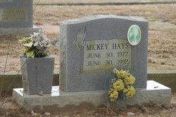 Mickey Hays
