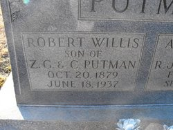 Robert Willis Putman