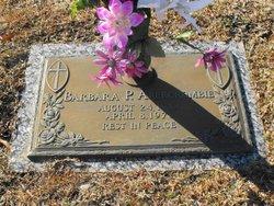 Barbara Grace <i>Putnam</i> Abercrombie