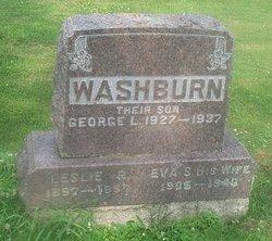 Leslie Ray Washburn