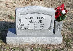 Mary Louise Aulgur