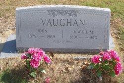 Maggie Mae <i>Allred</i> Vaughan
