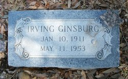 Irving Ginsburg