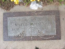Mary L <i>Chopin</i> Papineau