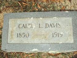 Caleb L. Davis