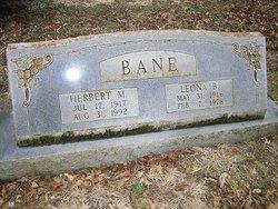 Herbert M Bane