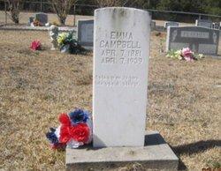 Mary Emma <i>Sumrall</i> Campbell