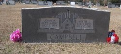 Mittie <i>Lee</i> Campbell