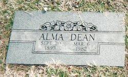 Virgia Alma Dudley <i>Fergason</i> Dean