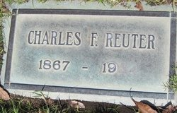 Charles F Reuter