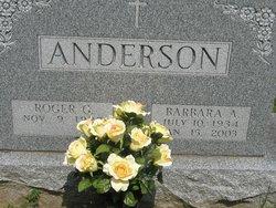 Barbara A. <i>Nesbitt</i> Anderson