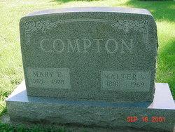 Mrs Mary E. <i>Keeling</i> Compton