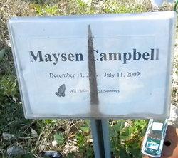 Maysen Lynn Campbell