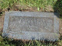 Virgil Newton Reck