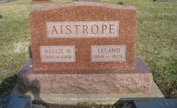 Nellie <i>Needham</i> Aistrope