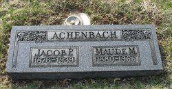Maude M. <i>Ogden</i> Achenbach