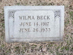 Wilma Beck