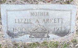 Lizzie Augusta <i>Alfrey</i> Arnett