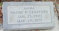 Naomi <i>Pittman</i> Crawford