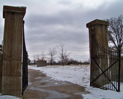 Old Saint Marcus Cemetery