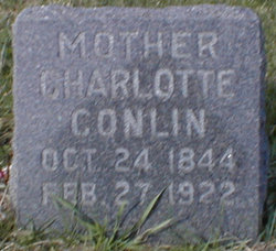 Charlotte M <i>McLaughlin</i> Conlin
