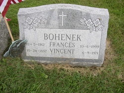 Frances A. <i>Stroik</i> Bohenek