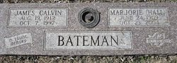Marjorie Annis <i>Hall</i> Bateman