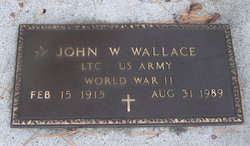 John Wesley (Jack) Wallace