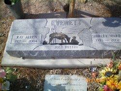Ray Allen Everett