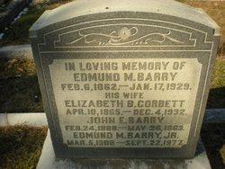 Edmund Michael Barry