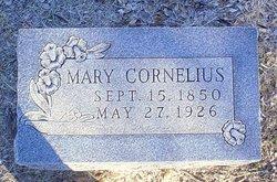 Mary S. <i>Bynum</i> Cornelius