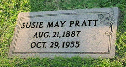 Susie May <i>Pope</i> Pratt