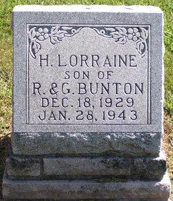 H Lorraine Bunton