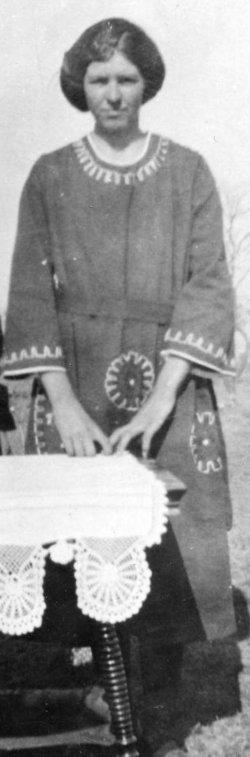 Sylvia Alice <i>Burton</i> Bishop