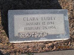 Clara <i>Massengill</i> Eudey