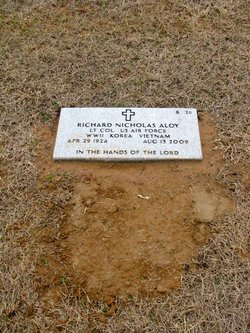 LTC Richard Nicholas Aloy