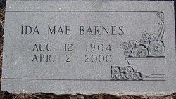 Ida Mae Mae Byrd <i>Bailey</i> Barnes