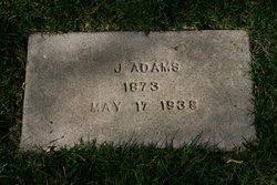 J Adams