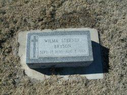 Catherine Wilma <i>Sterner</i> Bryson