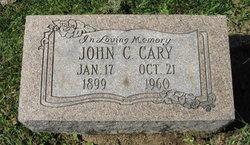 John Carroll Cary