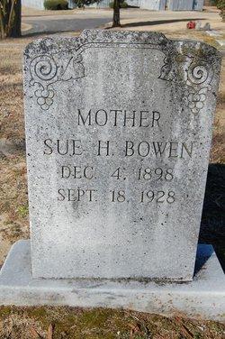 Sue Dickson <i>Herring</i> Bowen