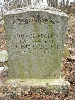 John G. Adolphi