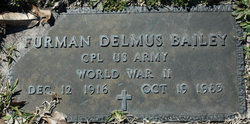 Furman Delmus Bailey