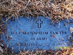 Max Mannheim Sawyer