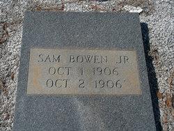 Sam Bowen, Jr