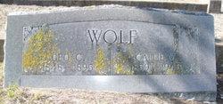 Callaway V. Callie <i>Smith</i> Wolf