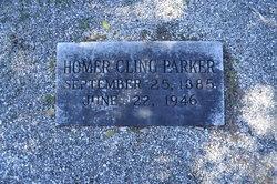 Homer Cling Parker